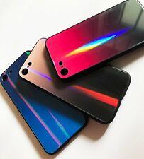 """Back Case AURORA GLAS Schutzglas Hülle Tasche  Handy Apple iPhone 6 4,7"""""""