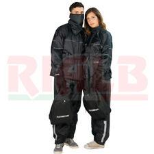 Completo Impermeabile Antipioggia Moto Giacca Pantaloni Guanti Tj Marvin E033-00