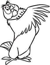 Window Wall Vehicle Vinyl Sticker Winnie The Pooh Owl Decal Display