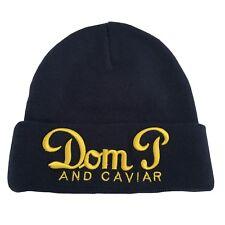 UNNATURAL BRAND cappello unisex blu taglia unica maglia elasticizzata DOM