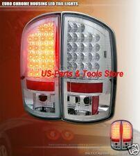 Dodge Ram  LED Rückleuchten 2007-08 PAAR! chrom