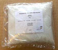 Potassium aluminium sulfate dodecahydrate (Potash Alum)-99.5% pure p.a 50g-1.6kg