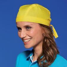 MYRTLE BEACH cappello BANDANA LONG foulard COTONE mare UNISEX moda in 15 colori
