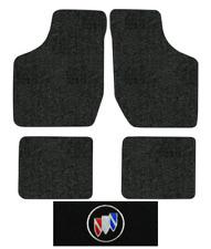 1982-1993 Buick Century Floor Mats - 4pc - Cutpile