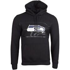 New Era Fleece Hoody - NFL Seattle Seahawks 2.0 black