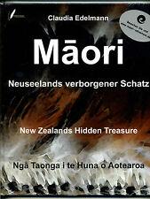 Maori--Claudia Edelmann--Neuseelands verborgener Schatz-Buch--
