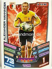 Match Attax 13/14 2013/2014 - FC Augsburg - Karte aussuchen