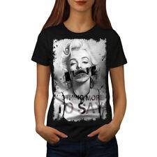 Monroe People Celebrity Women T-shirt S-2XL NEW   Wellcoda