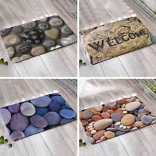 Pebbles Feet Doormat Floor Pad Entrance Carpet Rug Kitchen Bathroom Home Mat