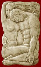 Australian Sculpture Wall plaque Tenderness Magic of Love ltd ed 40x23x1cm
