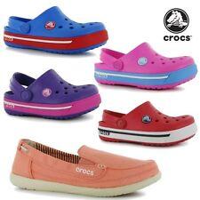 CROCS II.5 Kids Crocband 2.5 Kinder Clogs Damen Walu Hausschuhe Badeschuhe