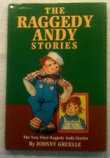 Raggedy Andy Stories Johnny Gruelle Near Fine Hardcver in Dustjacket 1996