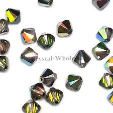 8mm Vitrail Medium (001 VM) Swarovski crystal 5328 / 5301 Loose Bicone Beads
