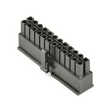 Lot JUMPER 24 Pin ATX EPS PSU STARTER BRIDGE POWER SUPPLY ON OFF Switch