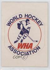 1972-73 O-Pee-Chee Decals #WHA Logo Hockey Card