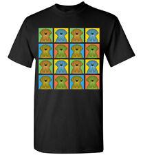 Mastiff Cartoon Pop-Art T-Shirt Tee - Men Women's Youth Tank Short Long Sleeve