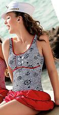 O Gonna, Costume nuoto/ Donna Abbigliamento mare spiaggia, Rimovibile bicchieri