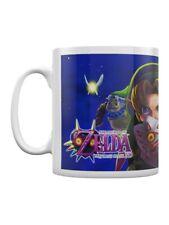 The Legend of Zelda Kaffeebecher Majora's Mask Moon weiß