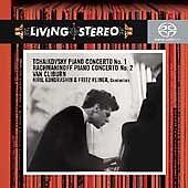 , Tchaikovsky: Piano Concerto No. 1 / Rachmaninoff: Piano Concerto No. 2, Excell