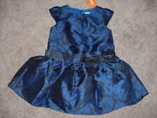 Gymboree Dress Baby Girls Best In Blue Formal Size 12-18 18-24 months 2T NWT $59