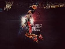 Terrence Ross Slam Dunk Toronto Raptors Sport Huge Giant Print POSTER Plakat