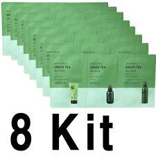 innisfree GREEN TEA Day Care Kit (3 item) x 1 Kit or 8 Kit
