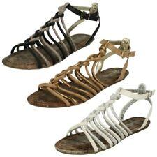 Donna Savannah casual sandali stile gladiatore