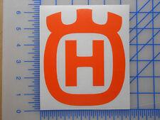 3M Scotchlite Reflective Sticker x2 Husqvarna logo (6cm Height)