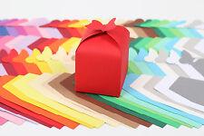 10 Geschenkschachtel Gastgeschenk Hochzeit Karton Box Giveaway Schachteln Taufe