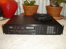 Yamaha REV 7, with RC-7 Remote Control, Digital Reverberator, Eq, Vintage Rack