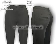 Pantalone donna  capri a pantaleggins leggero Moda Più Prestige art. 700