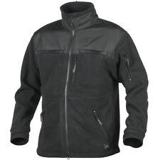 Helikon Defender Duty Fleece Jacket Tactical Security Combat Police Wear Black