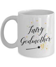 Fairy Godmother Mug - Customized Mug - Cocoa Coffee Cup - Novelty Birthday Gift