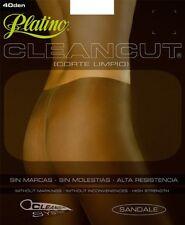 Platino Cleancut 40 - Strumpfhose - Stark Glänzend - Leicht Transparent - 40 DEN