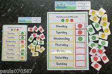 Promuovere la buona condotta PECs ~ settimanale comportamento grafici, A4 o A5 con 21 PEC CARDS