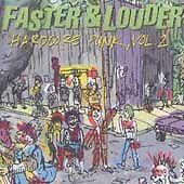 Faster & Louder: Hardcore Punk, Vol. 2, Various, Husker Du, Wire, Germs, X
