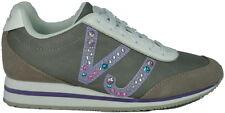 Scarpe Donna Grigio Versace Sneakers Woman Grey