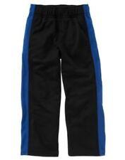 GYMBOREE SLAM DUNK BLACK WARM UP ACTIVE PANTS 3 4 6 7 8 12 NWT
