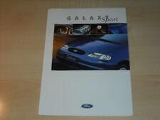 30884) Ford Galaxy Sport Prospekt 1997