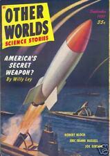 Other Worlds Vol 4 #1 September 1951 Robert Bloch