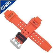 Genuine Casio Watch Strap Band for GA-1000-4A GA 1000 ORANGE 10448982