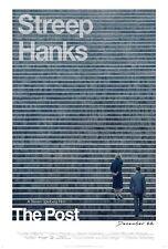 The Post 2017 Movie Poster A0-A1-A2-A3-A4-A5-A6-MAXI 695