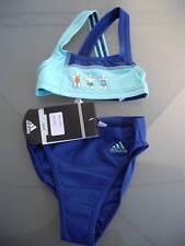Adidas Mädchen Bikini o. Badeanzug blau türkis  neu