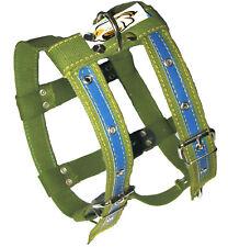 "Training Dog Harness Cotton Web 32""-37"" chest Doberman Pitt Bull Boxer"