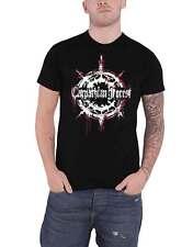 Carpathian Forest T Shirt Likeim Band Logo Black Metal new Official Mens Black