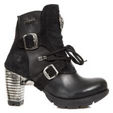 New Rock NR M.TR061 S4 Black - Boots, Trail, Women