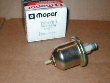 NOS Mopar #4289926 oil pressure switch..gold