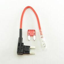 Añadir el Mini Portafusibles PIGGYBACK + 10A Motor de Coche Interruptor de circuito