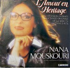 NANA MOUSKOURI l'amour en heritage COSMA SP 1984 EX++