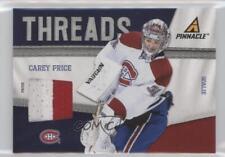 2011-12 Pinnacle Threads Prime #81 Carey Price Montreal Canadiens Hockey Card